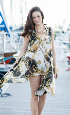 Couvre maillot – Gold Isles